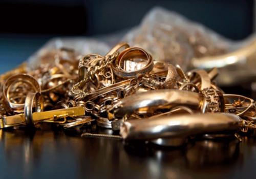 Золото по высокой цене в ломбарде